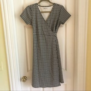 Gap Maternity Wrap Dress